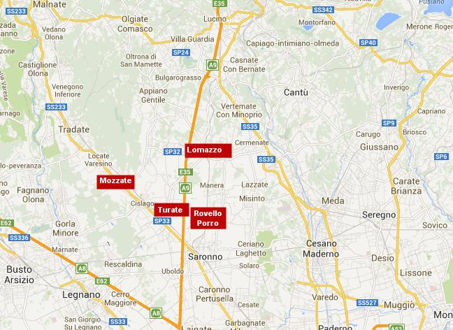 Grate di sicurezza, portoncini blindati e sostituzione infissi in provincia di Como.
