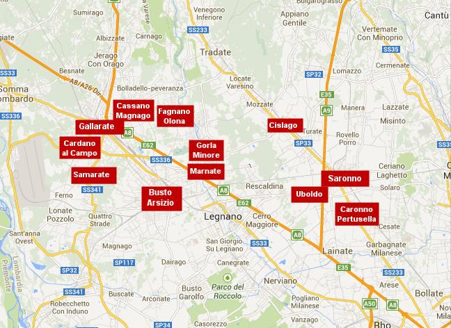 Sostituzione serramenti, porte blindate e serramenti in PVC a Varese e provincia
