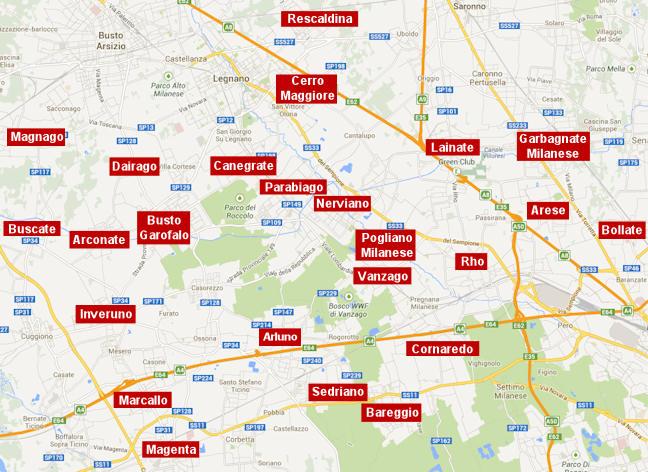Sostituzione infissi e porte e grate blindate in provincia di Milano