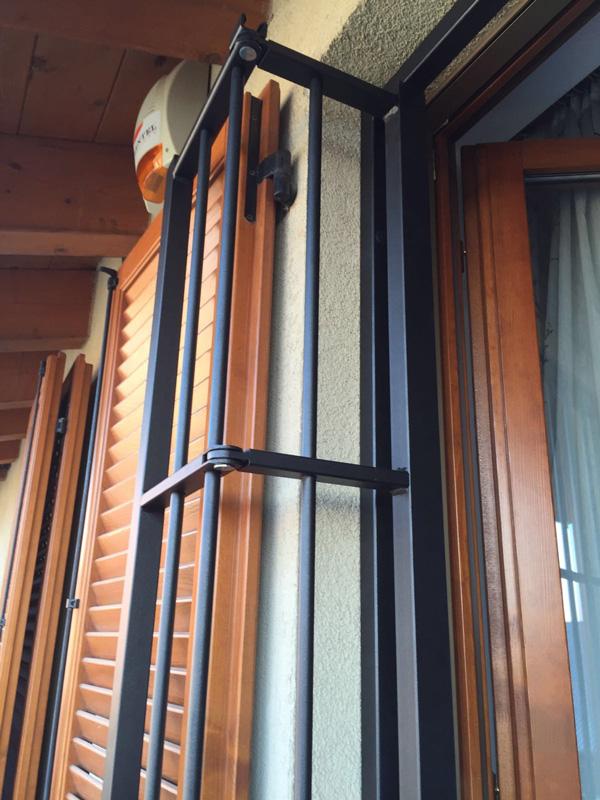 Prezzi grate di sicurezza saronno e limitrofi - Grate di sicurezza per finestre prezzi ...