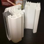 serramento in pvc bianco